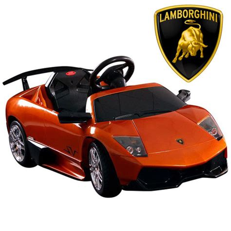 Lamborghini Children S Car Electric Cars Lamborghini