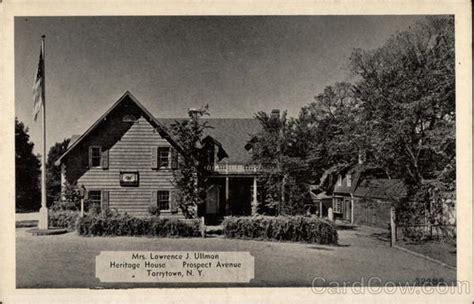 heritage house prospect avenue tarrytown ny