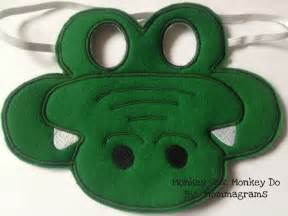 crocodile mask template search results for crocodile mask template free