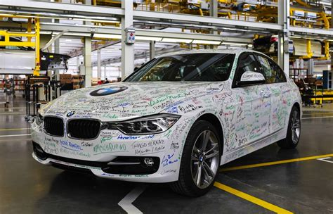 bmw 3 series assembly plant bmw adds south american plant car produced