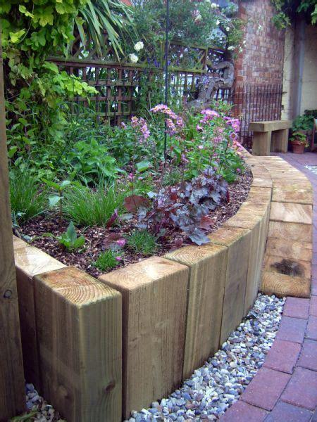 ideas for back gardens 25 best ideas about garden design on