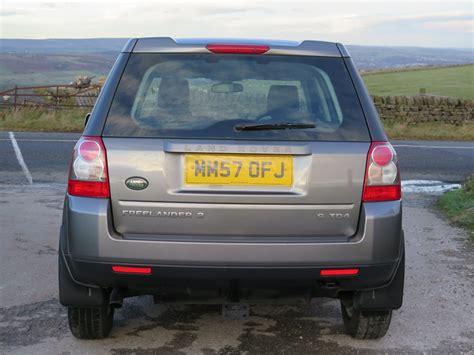 land rover freelander s land rover freelander 2 2 td4 s 5dr automatic sat nav for