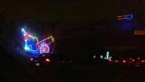 wayne county hines park christmas lightfest picture of