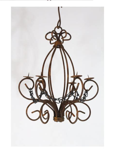 Wrought Iron Candle Chandelier Lighting Master Wrought Iron Candle Chandelier Lighting