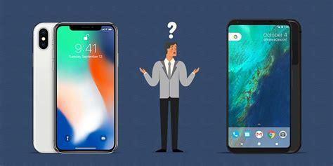 iphone v pixel 2 pixel 2 xl vs apple iphone x gocustomized