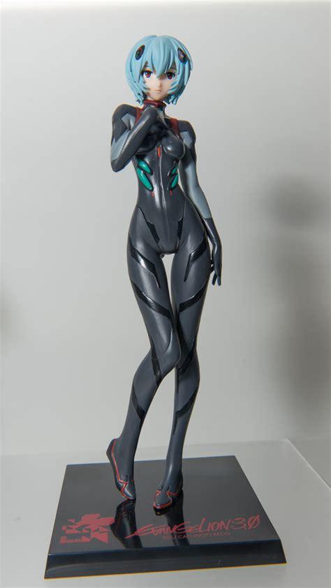 pm figure rei ayanami black plugsuit ver  anime shelf