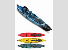 Concept Angler Explore Pro 14 Sit-On-Top Kayak | All Kayak ... Kayak Explore