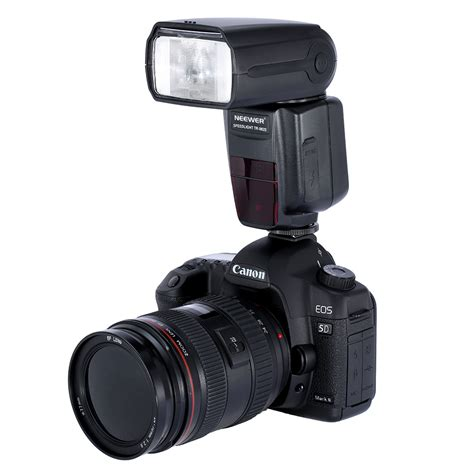 Flash Kamera Canon Dslr nw982ii etll lcd display speedlite flash for canon dslr em 12 ebay