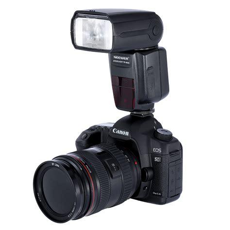 flash camara canon nw982ii etll high speed sync lcd display speedlite flash