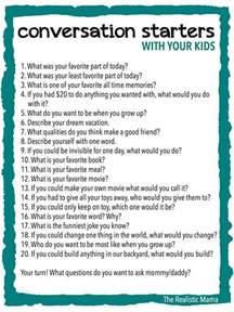 best 25 conversation starter questions ideas on