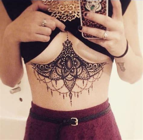 pointillism under breast tattoos pinterest mehndi 17 best images about underboob tattoos on pinterest