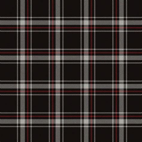 Vw Gti Plaid Fabric by Jacky Sym Variant Tartan Scotweb Tartan Designer