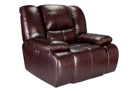 leather recliner glider amarillo power glider leather recliner at gardner white