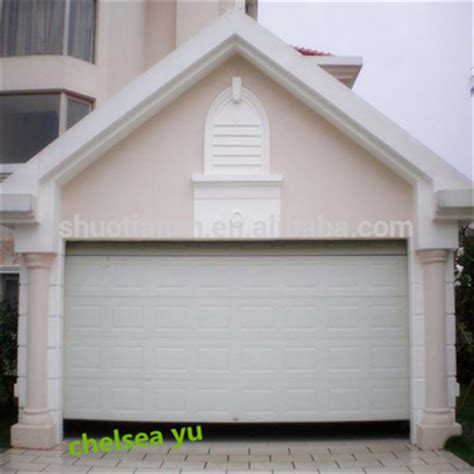 Insulating Garage Door With Styrofoam Pu Foam Inside Insulated Sectional Garage Doors Buy Sectional Garage Door Sectional Garage