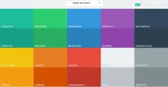 colores web paleta de colores flat para proyectos web