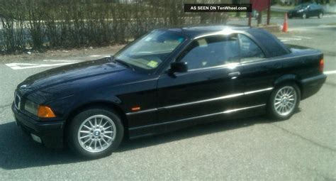 97 bmw 328i convertible 1997 bmw 328i convertible 5 speed with matching factory