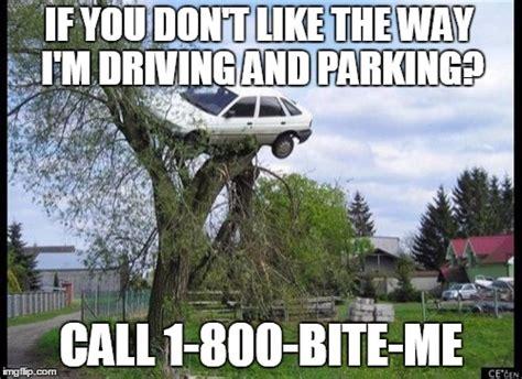 Bite Me Meme - secure parking meme imgflip