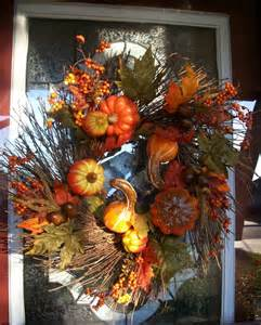 Fall Front Door Wreaths Fall Wreath For My Front Door Fall