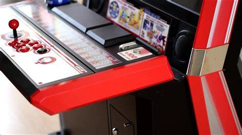 fighter 4 arcade cabinet taito vewlix arcade cabinet cabinets matttroy