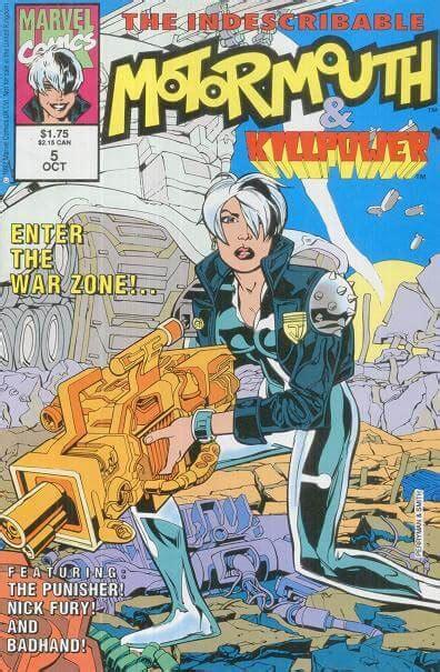 Reon Comics Vol 5 motormouth vol 1 5