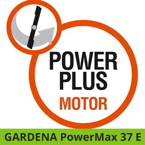 E Motorr Der Test by Gardena Powermax 37 E Vergleich Elektro Rasenm 228 Her