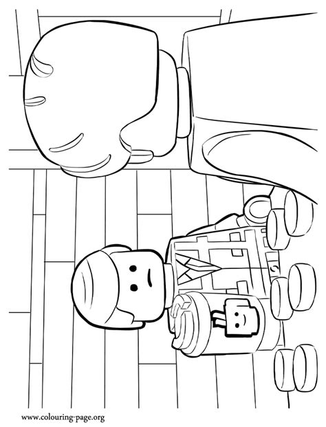 Lego Minifigure Coloring Pages Coloring Home Lego Minifigure Coloring Pages