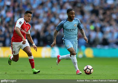 alexis sanchez raheem sterling reports man city eager to nab alexis sanchez from arsenal