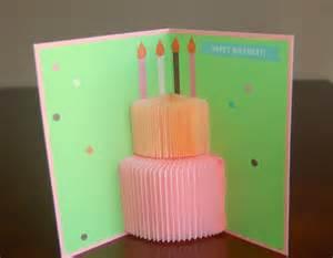 honeycomb 3d birthday card