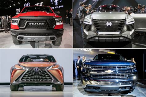 Naias 2010 8 Coolest Cars Of The Auto Show by Best Cars Of The 2018 Detroit Auto Show Motor Trend