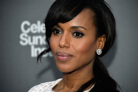 american actresses bold scandal kerry washington nominated for 2013 emmy for scandal