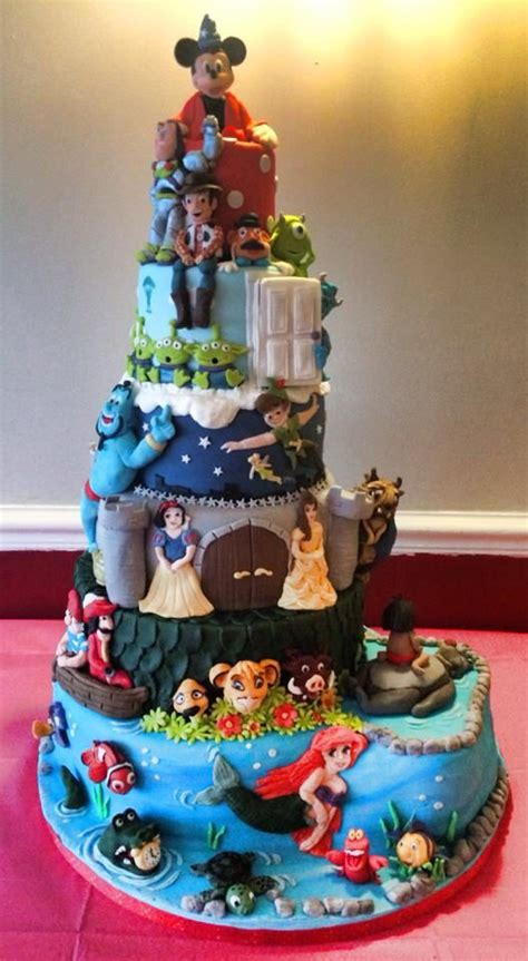 best 25 disney themed cakes ideas on disney creative ideas
