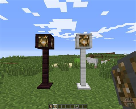 l posts for minecraft