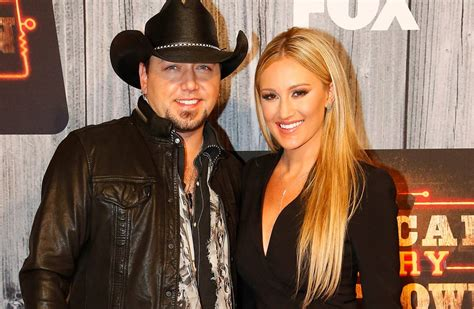 jason aldean and wife treat fans to candid q a country jason aldean and wife www pixshark com images