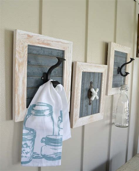 bathroom towel hook ideas diy farmhouse bathroom hooks my creative days