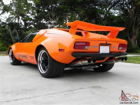 Lamborghini Pantera 1974 Detomaso Pantera Gts Clone Ford 351 Lamborghini