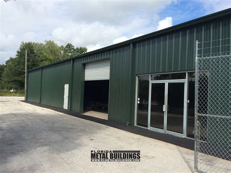 metal building repair in river fl florida