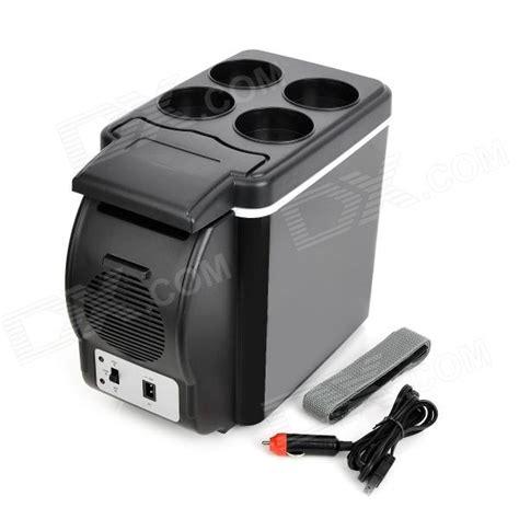 12v Heat L pointpurple car powered drink cooling fridge heater black dc 12v 6l free shipping