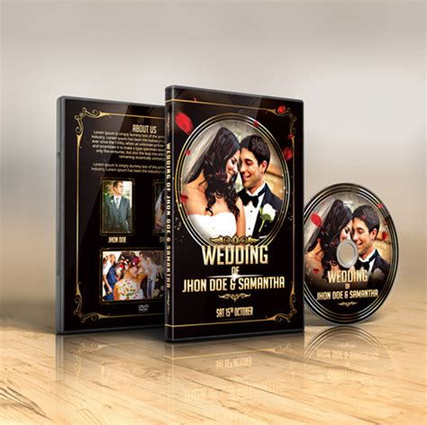 design cover cd wedding wedding dvd cover template 28 free premium download