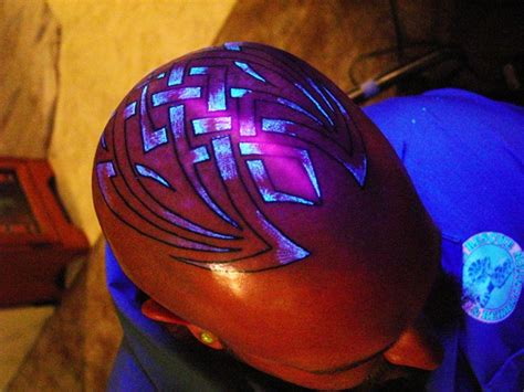 black light tattoos price 100 glowing black light tattoos dzine mag