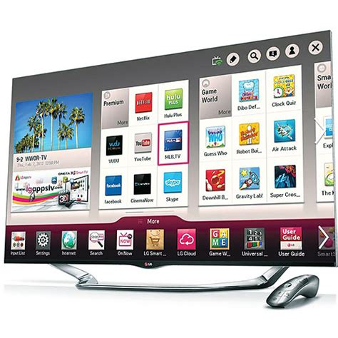 lg 55 quot la8600 hd 1080p cinema 3d smart led tv 55la8600