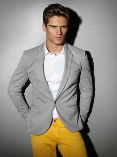 Jellow Grey By Glz Blouse Celana Pasmina s navy blazer grey shawl neck sweater yellow crew neck t shirt khaki chinos navy
