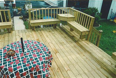 corner deck bench bench with corner table deck pinterest corner table