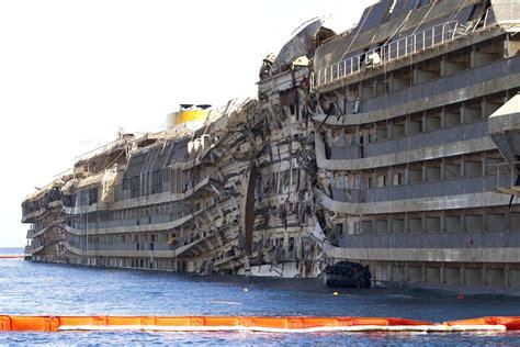 porti della turchia demolizione concordia gabrielli turchia chiede 40 milioni