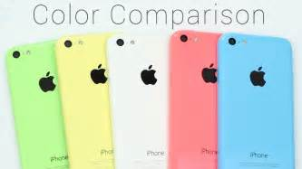 color comparison iphone 5c color comparison green yellow white pink or