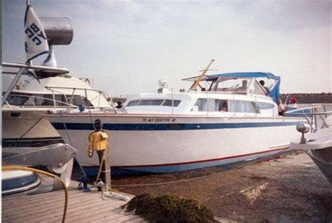 boat shrink wrap buffalo ny rare classic 36 ft 1963 chris craft roamer riviera for