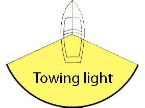 Which Vessel Should Display Yellow Lights When Towing by Sea Lights And Shapes