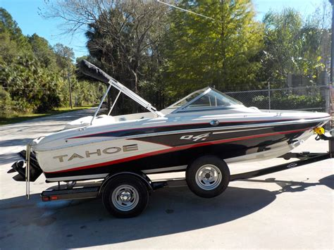 tahoe boats q4 tahoe q4 ss 2014 for sale for 18 900 boats from usa