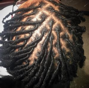 sectioning dreads how to part your hair for starter locs curlynugrowth