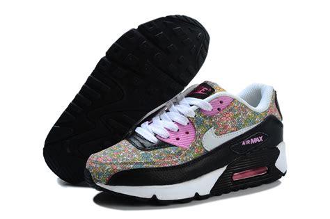 nike air max 90 shoe nike air max 90 premium womens shoe flower series