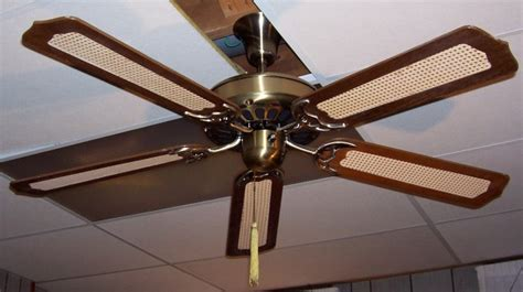 winco early day five blade ceiling fan model cf 202